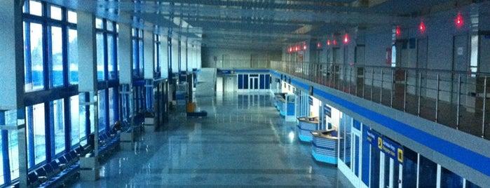 Pavlodar International Airport (PWQ) is one of World AirPort.