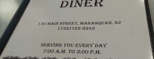 Paramount Diner is one of The Best New Jersey Diners.