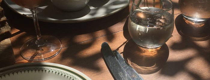 The Table at De Meye is one of To visit: Food.