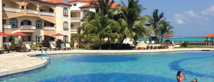 Grand Caribe Resort is one of Honeymoon spots.