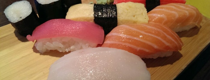 Natsu Sushi is one of Favorite Places Vienna.