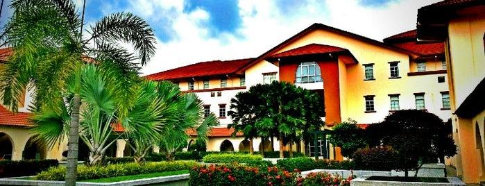 Kolej Universiti Islam Antarabangsa Selangor (KUIS) is one of Learning Centers,MY #5.