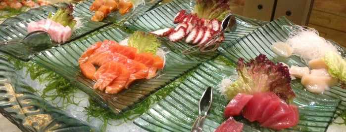 (Official) Edogin Japanese Restaurant is one of Bali Culinary.