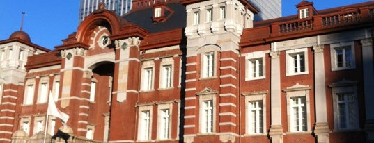 The Tokyo Station Hotel is one of Getaway | Hotel.
