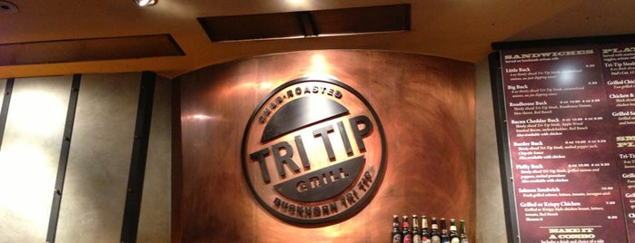 Tri Tip Grill is one of USA NYC MAN Midtown West.