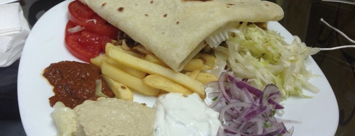Shawarma Hanan is one of Best exotic foreign food in Belgrade.
