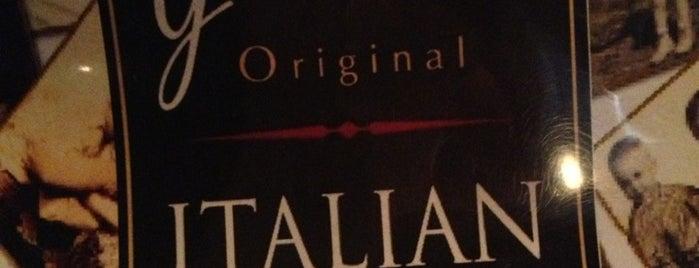 Gambino's Italian Grill is one of Favorite Food.