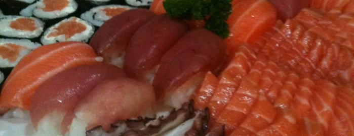 Center China is one of Guia Rio Sushi by Hamond.