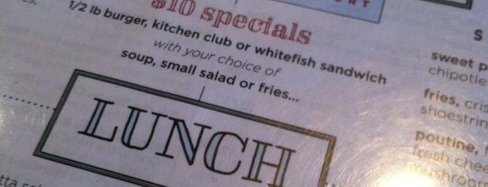 Local Kitchen & Bar is one of Michigan Restaurants.