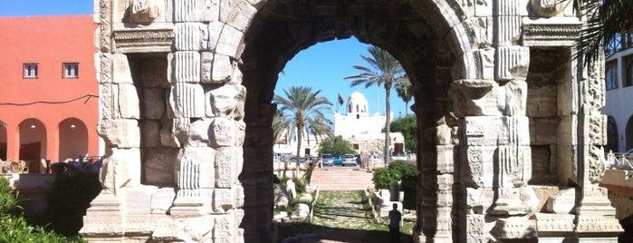 Tripoli   طرابلس الغرب   Ṭarābulus al-Gharb is one of World Capitals.