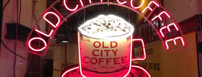Old City Coffee is one of More Coffee PLEASE!.