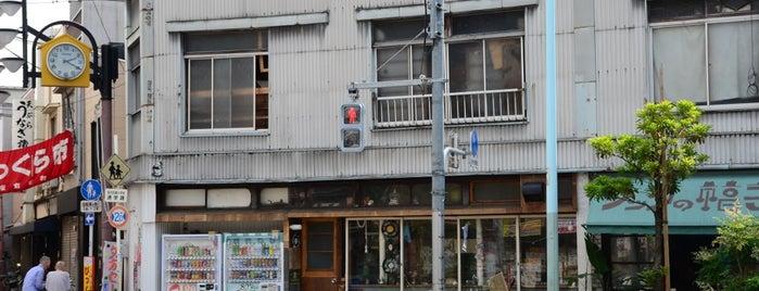 爬虫類館 分館 is one of BOKU-to-TekuTekuまちみてマップ.