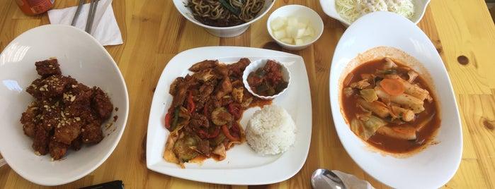 So-Pung (소풍) Kore Pasta ve Yemekleri is one of Dene.