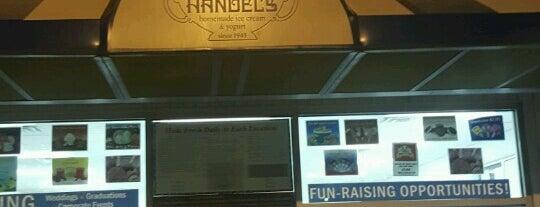 Handel's Ice Cream is one of Incredible Ice Cream In Northeast Ohio.