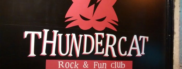 ThunderCat Club is one of Garitos.
