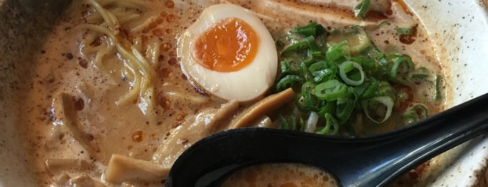 Momo Ramen is one of HAM × Eat × Drink.