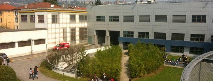 Università degli Studi di Bergamo - Caniana is one of Eventi.