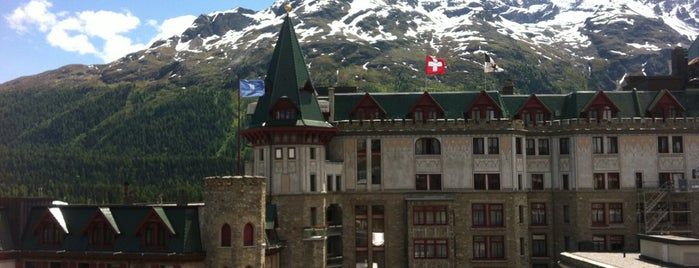 St. Moritz is one of Part 3 - Attractions in Europe.