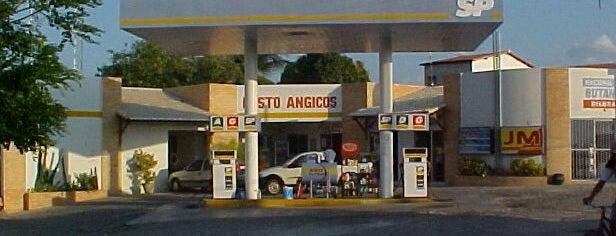 Posto Angicos JM Empreendimentos (SP) is one of Angicos.