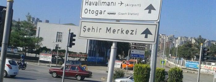 Samsun is one of Türkiye'nin İlleri.