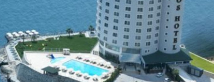 Lamos Resort Hotel & Convention Center is one of Turkiye Hotels.