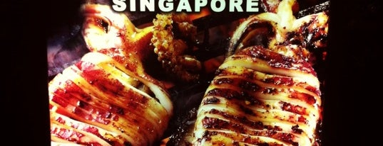 Gerry's Grill is one of Micheenli Guide: Uncommon cuisines in Singapore.