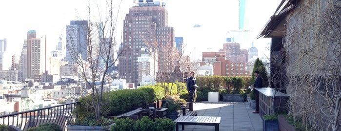 SIXTY SoHo Hotel is one of Manhattan Essentials.