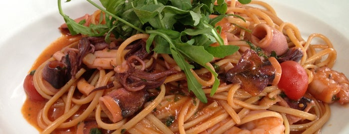 Ristorante Tesoro is one of Food.