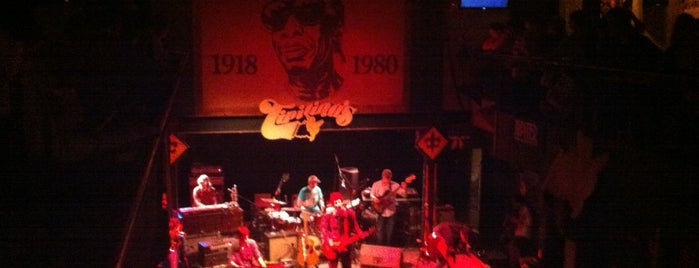 Tipitina's is one of New Orleans.