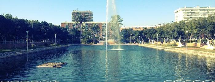 Parque del Oeste is one of Malaga.