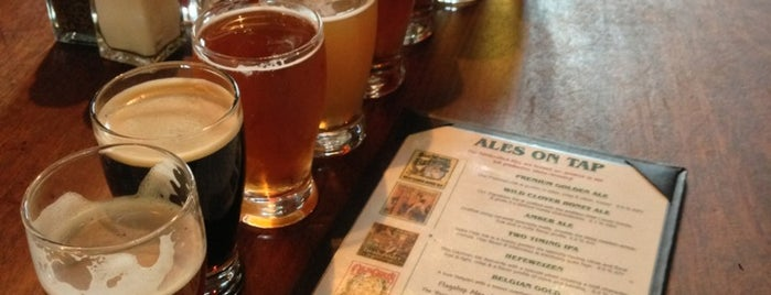 San Marcos Brewery & Grill is one of Breweries - Southern CA.