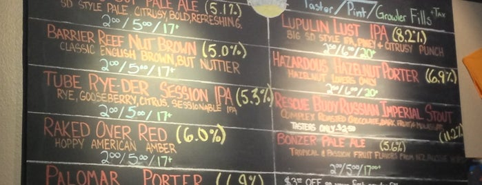 Rip Current Brewing Co. is one of LAS/LAX/SAN.