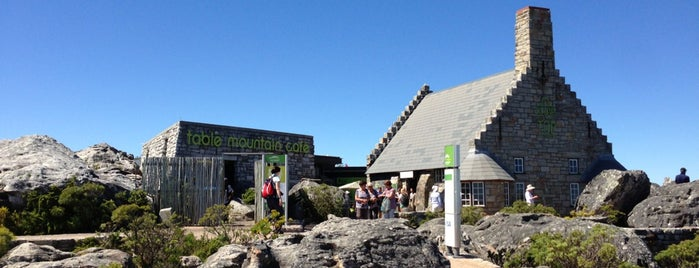 Table Mountain Café is one of Cape Town.