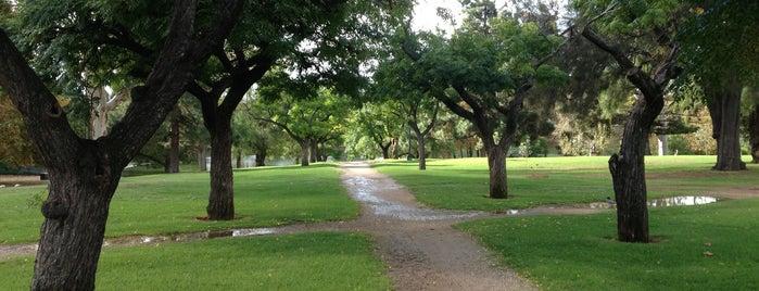 Rundle Park / Kadlitpinna is one of Parks.