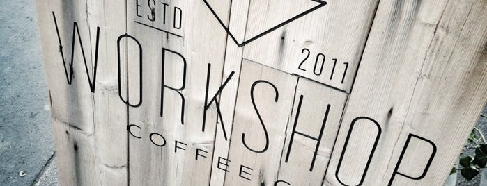Workshop Coffee Co. is one of The 15 Best Places with Good Service in London.