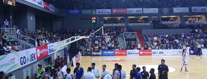 BritAma Arena is one of All-time favorites in Indonesia.