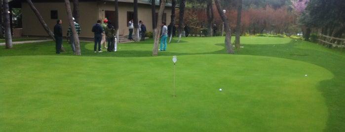 Istanbul Golf Kulubu Nakkastepe Klup Binasi is one of İSTANBUL #2.