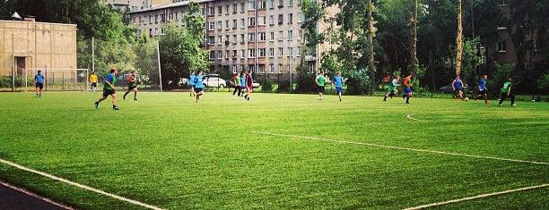 Футбольное поле ФЛДК is one of house.