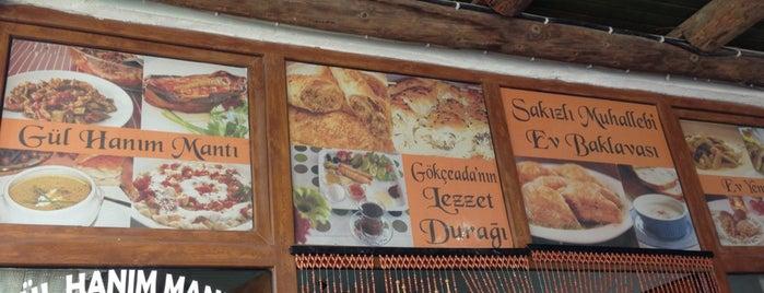 Gül Hanım Mantı Evi is one of Yemede yanında yat....