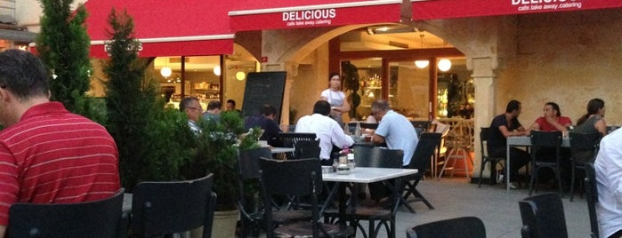 Delicious is one of Istanbul yapilacaklar listem.