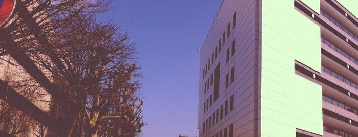 Université Libre de Bruxelles - Campus du Solbosch (ULB) is one of Brussels.