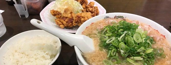 来来亭  浜北店 is one of ラーメン.