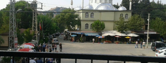 Sart Camur Kaplıcaları is one of themaraton.