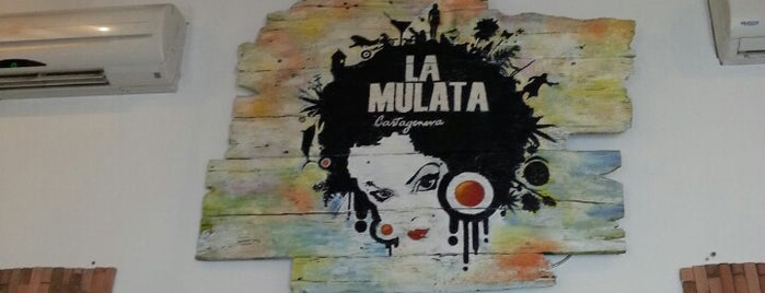 Restaurante La Mulata is one of restaurantes.