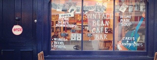 Vintage Bean is one of Еда лондон.