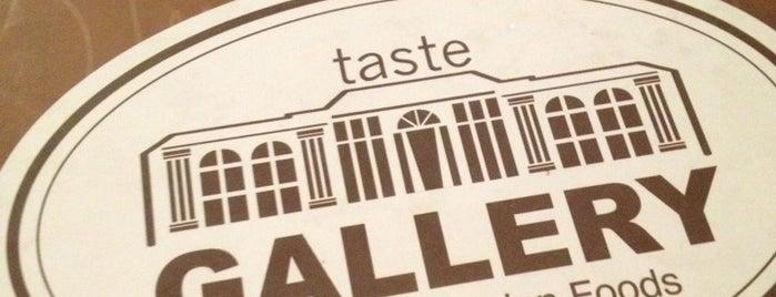 Taste Gallery is one of Coffee.