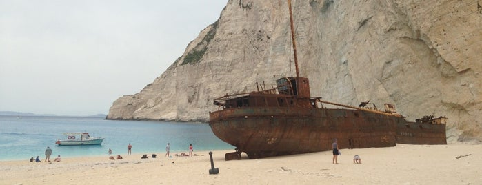 Navagio is one of Part 3 - Attractions in Europe.