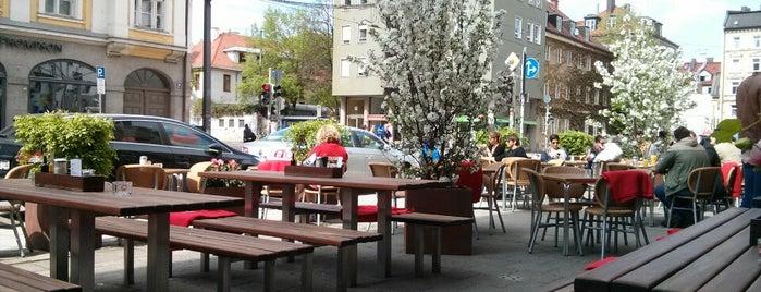 Forum Essen. Trinken. is one of Frühstücken München.