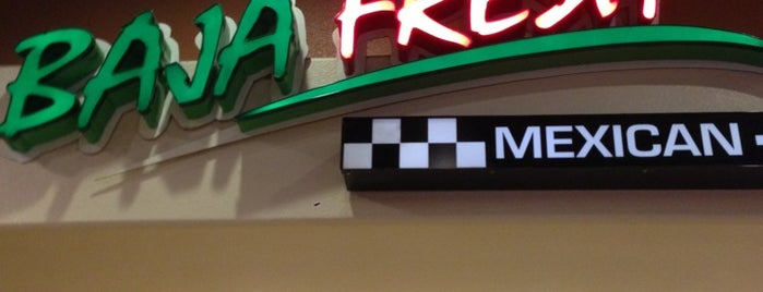 Baja Fresh is one of How The West Was Won.