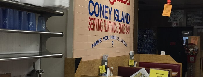 Angelo's Coney Island is one of Food.